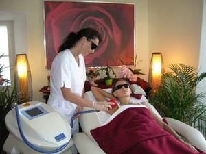 équipement laser médical